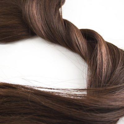 CLIPS CHOCOLATE BROWN